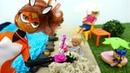 Куклы ЛедиБаг и Барби Чей фотоаппарат Игры для девочек