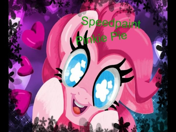[Speedpaint] Pinkie Pie