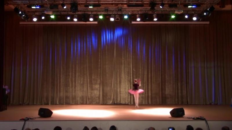 Отчетный концерт 2018. Китайский танец