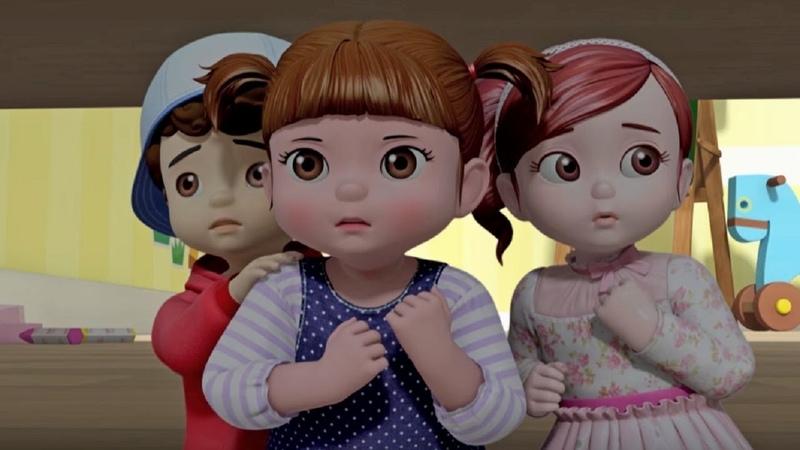 Особенное кольцо - Консуни мультик (серия 37) - Мультфильмы для девочек - Kids Videos