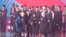 190106 BTS Opening 입장 착석 민슈가님 모시고 나온 탄이들, 타그룹 의자 챙겨준 태형 Fancam4K