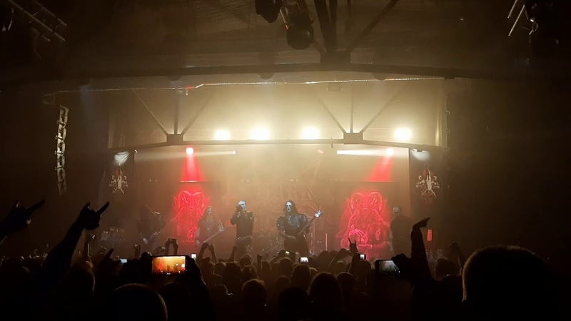 Dark Funeral Shadows Over Transylvania Moscow 16 04 2019