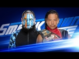 SD Live: Jeff Hardy vs. Shinsuke Nakamura (Randy Orton) ᴴᴰ ✔