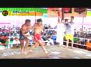 Бирманский бокс летхвей жёсткие попадания. Win Htet Thu vs Kyaw Naing 2018.