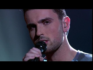 Duncan de Moor - She Wolf (The voice of Holland: Liveshow 2014)