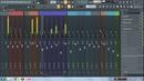 Как сделать жирный и мощный Kick Sub Bass для EDM Big Room трека в FL Studio
