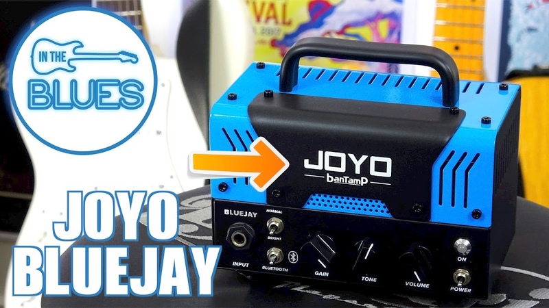 Joyo BanTamP Bluejay Amplifier Head