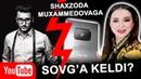 Shaxzoda Muxammedova YouTube dan knopka oldi?!