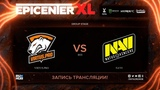 Virtus.pro vs Na'Vi, EPICENTER XL, game 2 Maelstorm, Jam
