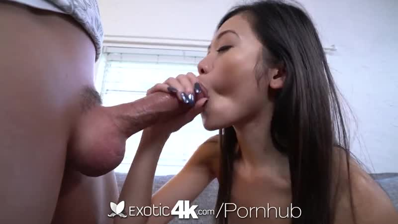 Asian Spinner BOUNCES on HUGE DICK porn anal порно анал инцест минет секс