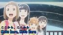 『Lyrics AMV』 Sora yori mo Tooi Basho ED Full - Koko kara, Koko kara/Mari, Shirase, Hinata, Yuzuki