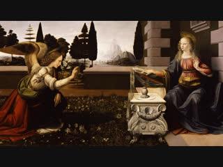 Флоренция и галерея уффици 3d (2015, италия) лука виотто (док.-игровой, история искусства) 720