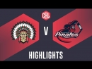 Highlights Frölunda Indians vs. Aalborg Pirates