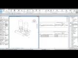 Работа с семействами и загрузка в проект BIM-моделей Hydro MX