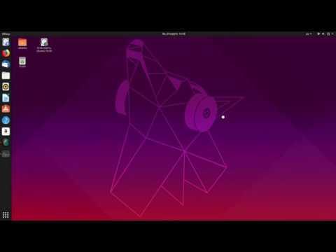 Ubuntu 19 04 Disco Dingo обзор Бета версии
