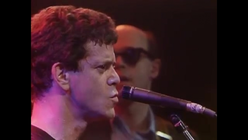 Lou Reed - Full Concert - 09_25_84 - Capitol Theatre (OFFICIAL) [360p]