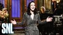 Rachel Brosnahan's New Year's Monologue SNL