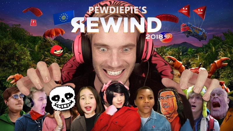 YouTube Rewind 2018 but its actually good