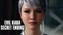 Evil Kara | Kara Remained Reset | Detroit: Become Human [Zlatko Secret Ending]