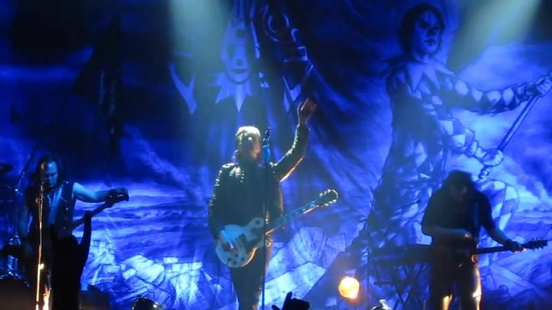 Lacrimosa - Verloren - live Moscow 22.03.2013