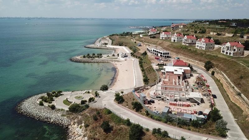 Fontanka Seashore