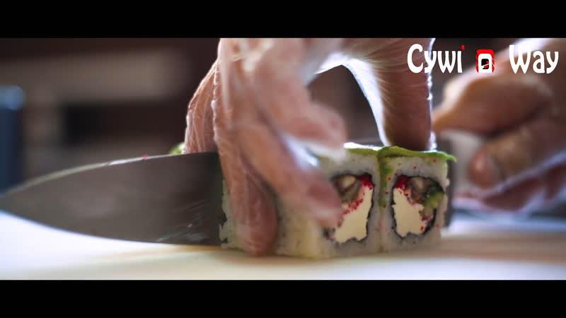 Sushi Way Рекламный ролик Видео Fedorenko Photo Video