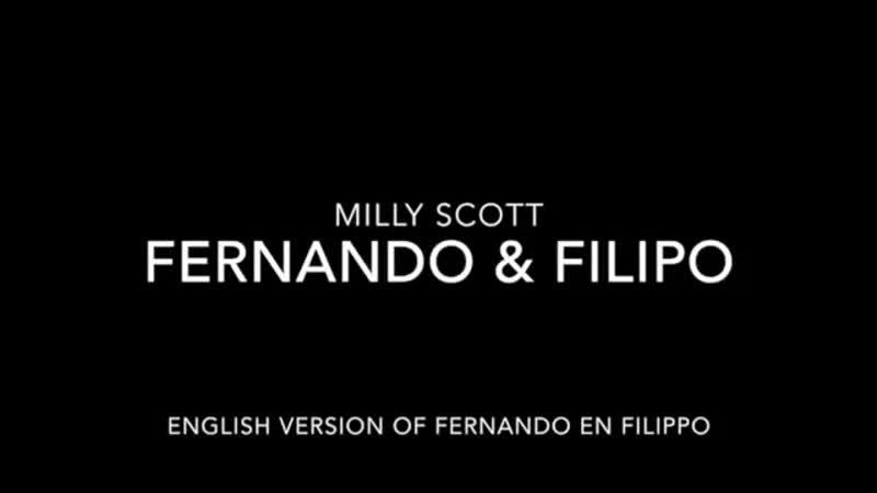 Milly Scott - Fernando Filipo (English Version Edit.)