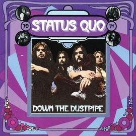 Status Quo альбом Down the Dustpipe