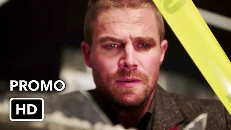 Arrow 7x10 Promo Shattered Lives (HD) Season 7 Episode 10 Promo
