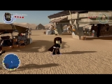 [Qewbite] ДЖЕДАИ в LEGO Star Wars: The Force Awakens! (DLC)