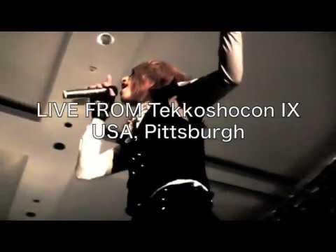 Lix Live From TekkoshoconIX (アメリカ,ピッツバーグ) 激情 20110402