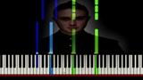 Антитла TDME ноти фортепано
