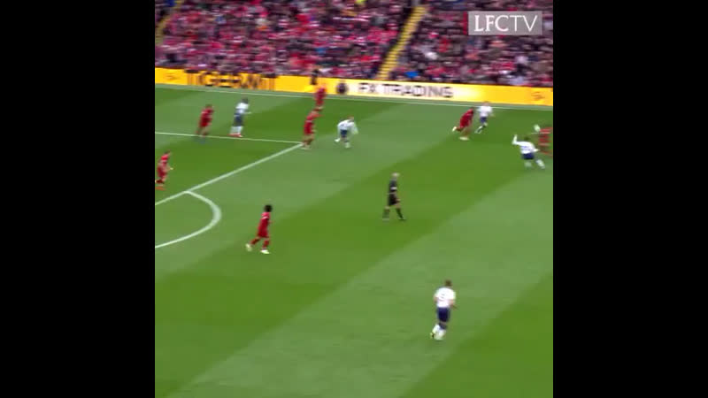Virgil Van Dijk is BOSS