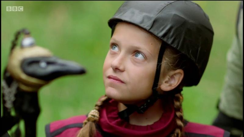CBBC Raven Series 11 Episode 7 The Wildcats' Quest Begins