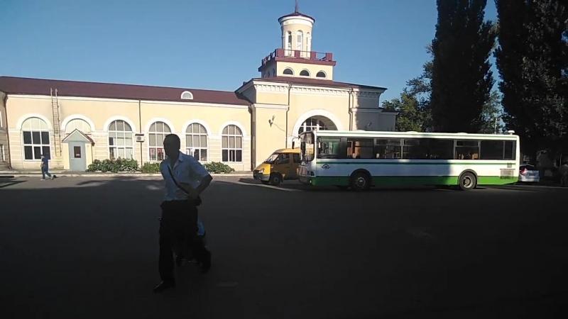 Автобусы в Каменске-Шахтинском