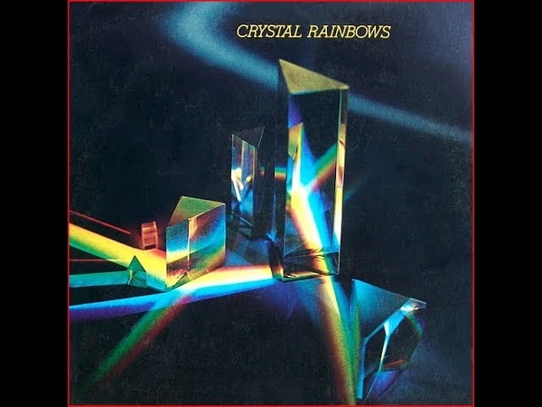 WILLIAM PENN - Crystal Rainbows (1978, Progressive Electronic, Experimental)