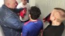 Фанаты Спартака и ЦСКА встретились в лифте