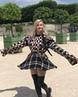 Съемочный процесс рекламной кампании Ангелы Чарли модного дома Louis Vuitton 2018 год