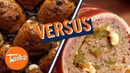 Which Would You Choose: Bacon Wrapped Cheesesteak Meatloaf Vs Philly French Dip Sliders | Twisted