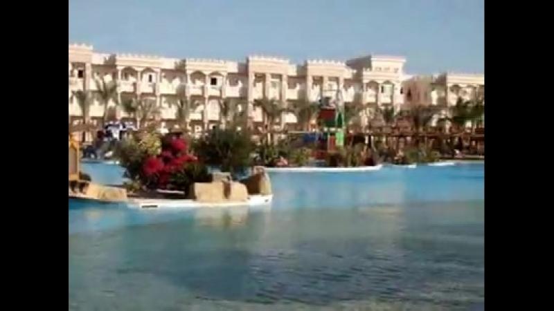 Альбатрос Палас. Египет. Хургада самый офигенный отель!