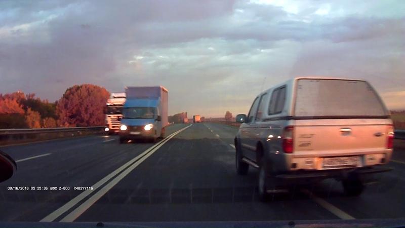 Трасса М7 Волга