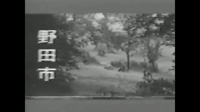 Old Footage of Soke Hatsumi Bujinkan Budo Taijutsu Ninjutsu