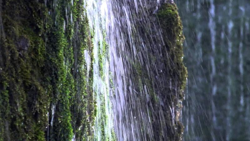 2015年1月5日軽井沢の白糸の滝・4K撮影