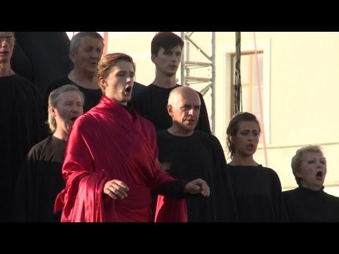 Верди Макбет. Фестиваль Опера - всем. Прямая трансляция. SILVER VIDEO .TV