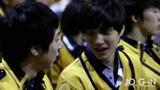 120209 EXO KAI @The School Of Performing Arts Seoul graduation ceremony - YouTube.mp4