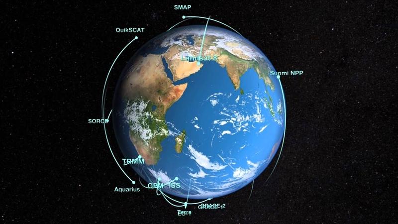 NASA's Earth Observing Fleet February 2015