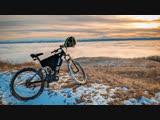 Электровелосипед выше облаков. То, ради чего я его строил!