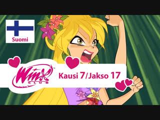 Winx-klubi: Kausi 7, Jakso 17 - «Pisara-minimaailma» (Suomi)
