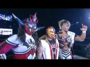 Cody, Hangman Page, Marty Scurll vs. Hiroshi Tanahashi, Jushin Thunder Liger, Rey Mysterio Jr. (NJPW - Dominion 6.9)