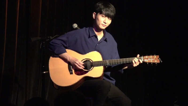 Havana Girls Like You - Sungha Jung (live)